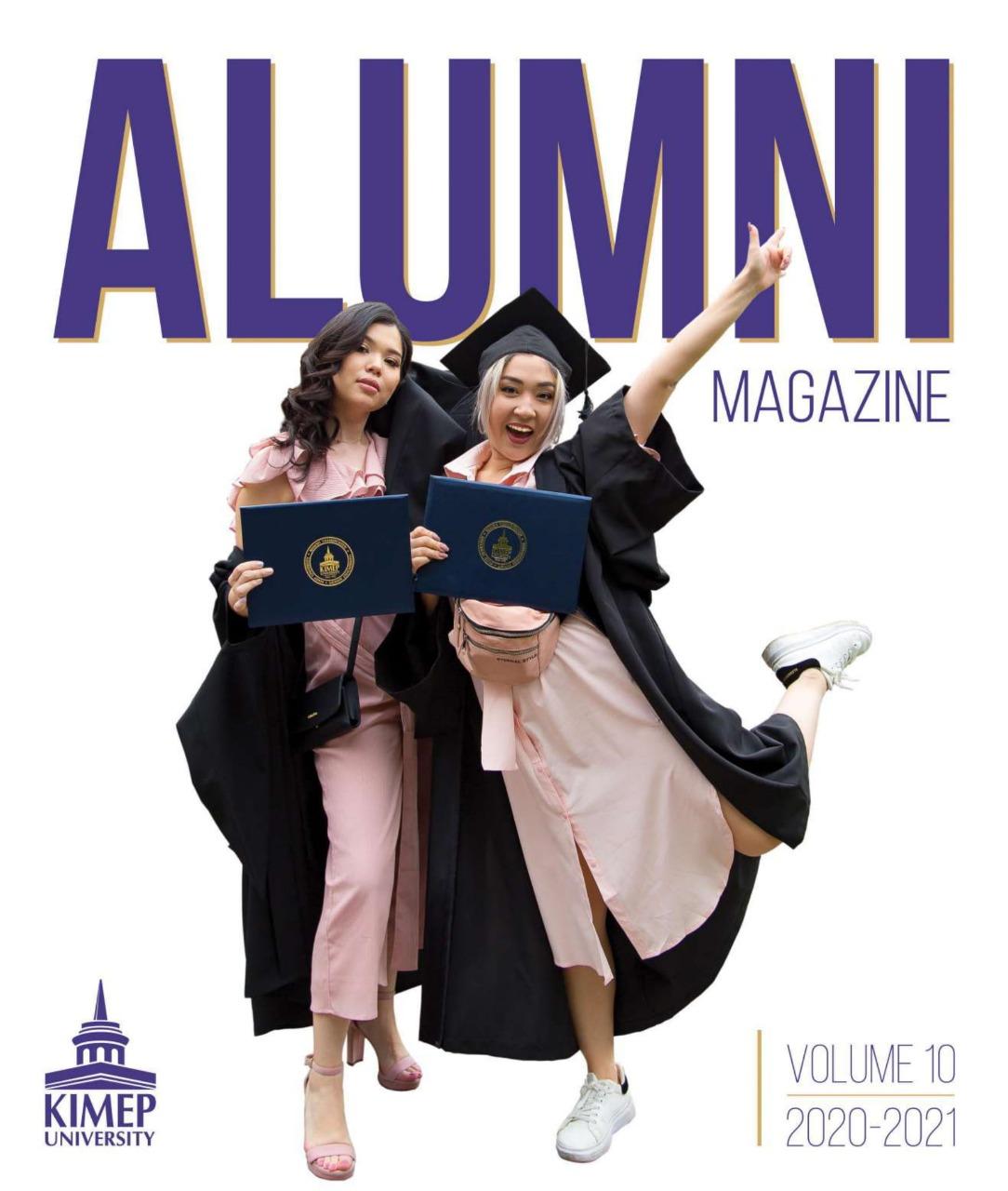 #10 Alumni mag 2020-2021