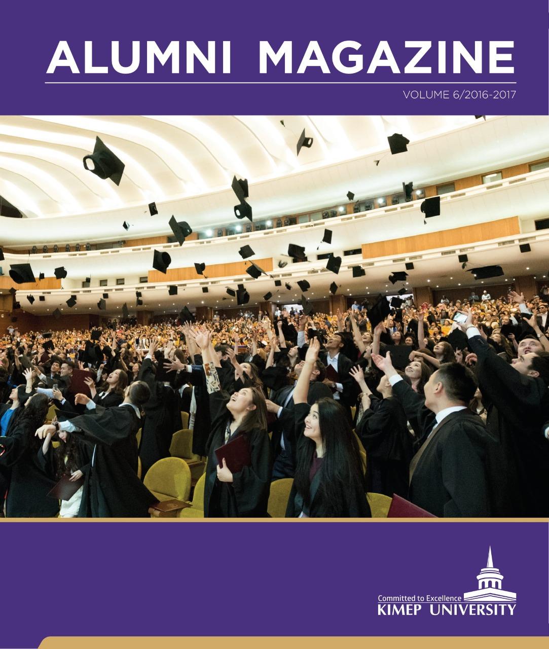 #6 Alumni Mag 2016-2017