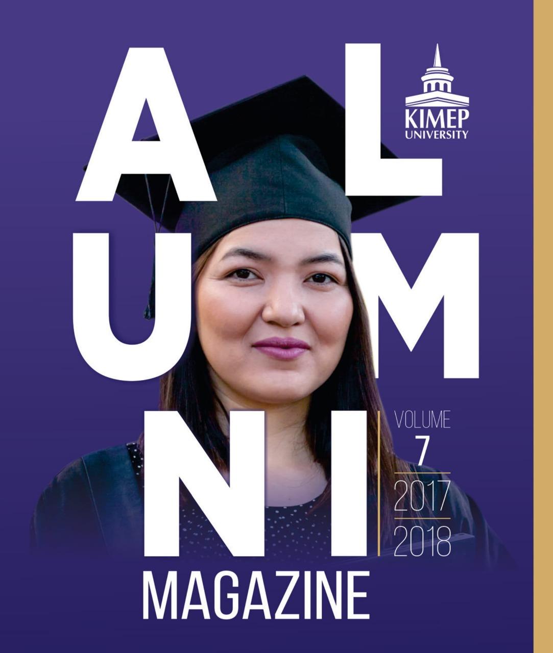 #7 Alumni mag 2017-2018