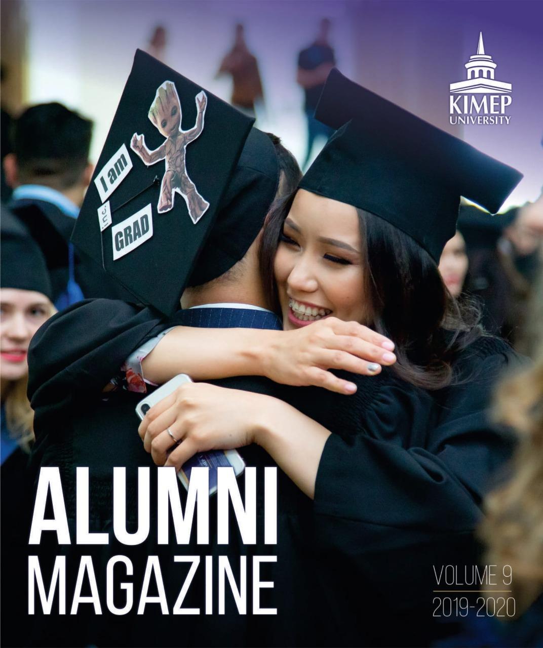 #9 Alumni mag 2019-2020