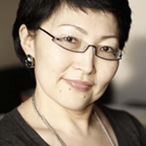 Mira Nurmakhanova