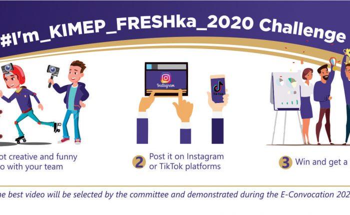Kimep 2020 Challenge Slider