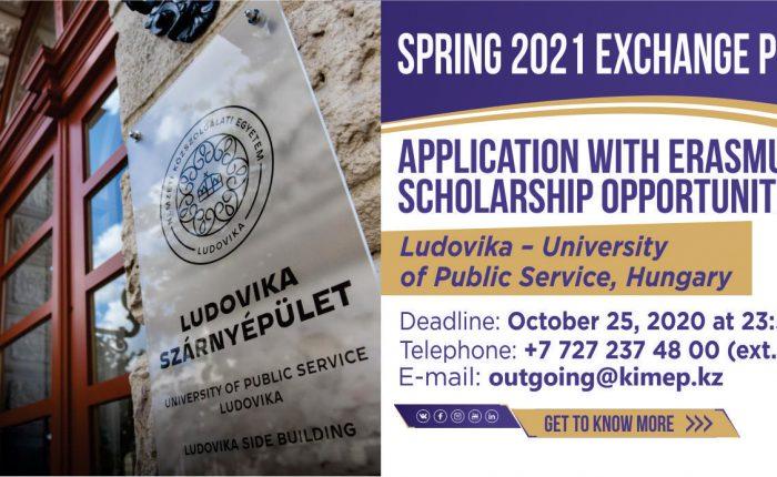 Erasmus Exchange program Slider option 1