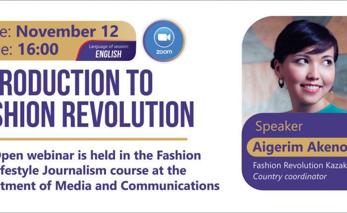 Fashion Revolution Slider