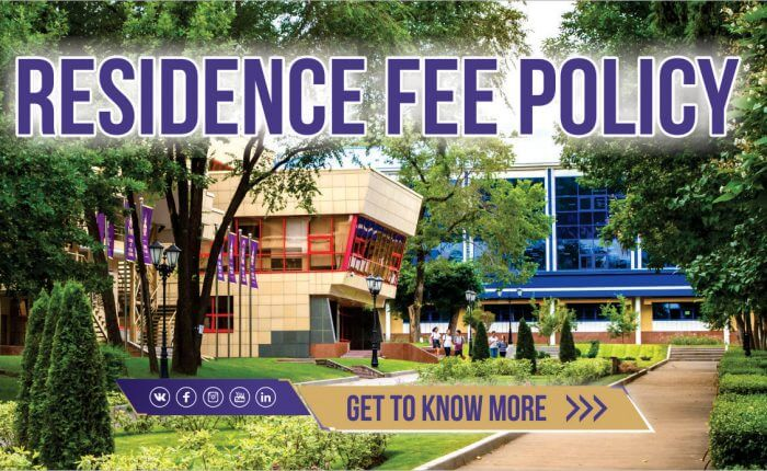 Residence fee policy option 2